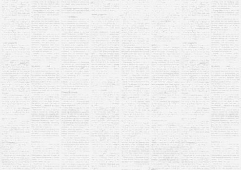 Old vintage grunge newspaper paper texture background.