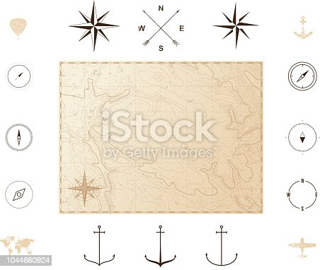 Vector illustration isolated on white background
