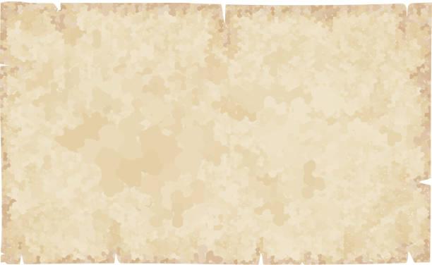 Old vintage paper texture or background vector art illustration