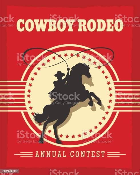 Old west cowboys rodeo retro poster vector id802436318?b=1&k=6&m=802436318&s=612x612&h=zuilxl17csq2onqdhpltusp1poq2nrsnjlvsk dejlg=
