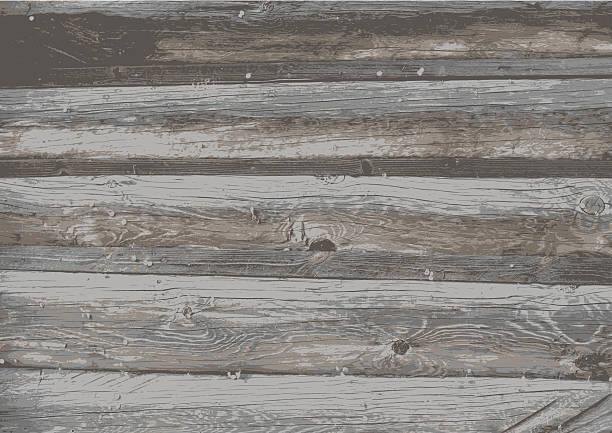 старые деревянные текстуры фона. - иллюстрации на тему архитектура stock illustrations