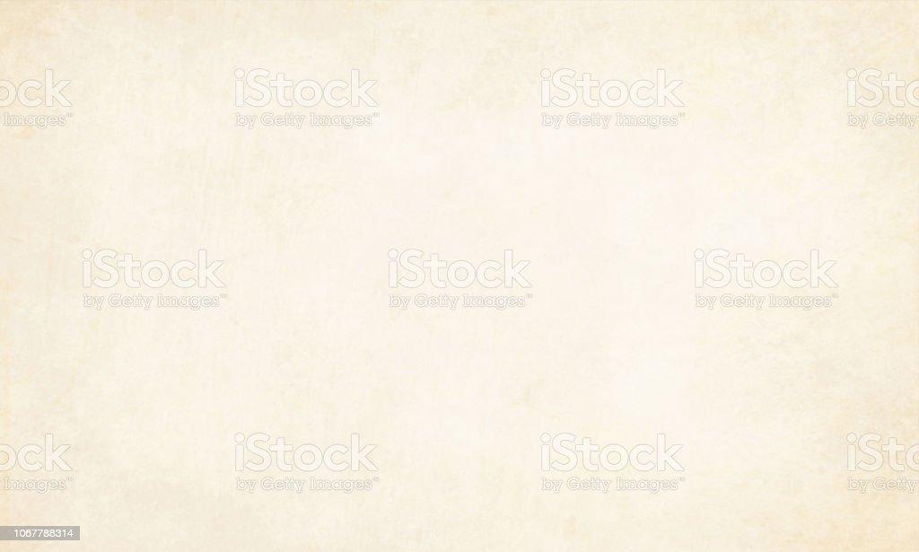 Old yellowish cream beige colored cracked effect wooden, wall texture grunge vector background- horizontal - Illustration