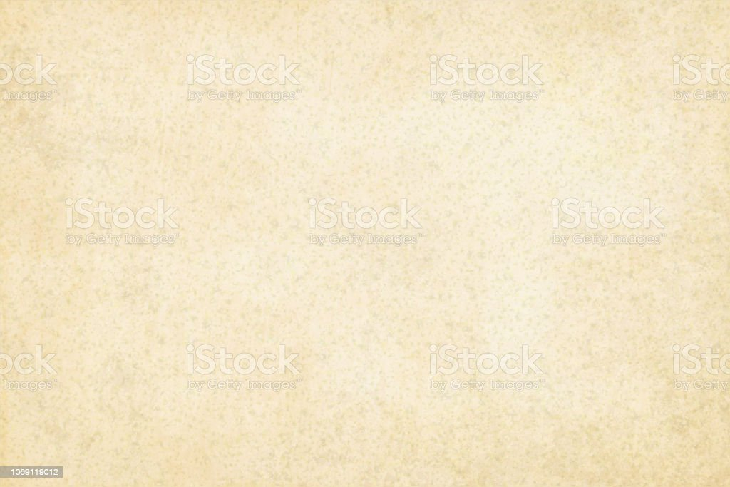 Alten gelbliche Creme Beige gefärbt körnigen Effekt aus Holz, Wand Textur Grunge Vektor Hintergrund-Horizontal - Illustration - Lizenzfrei Abstrakt Vektorgrafik