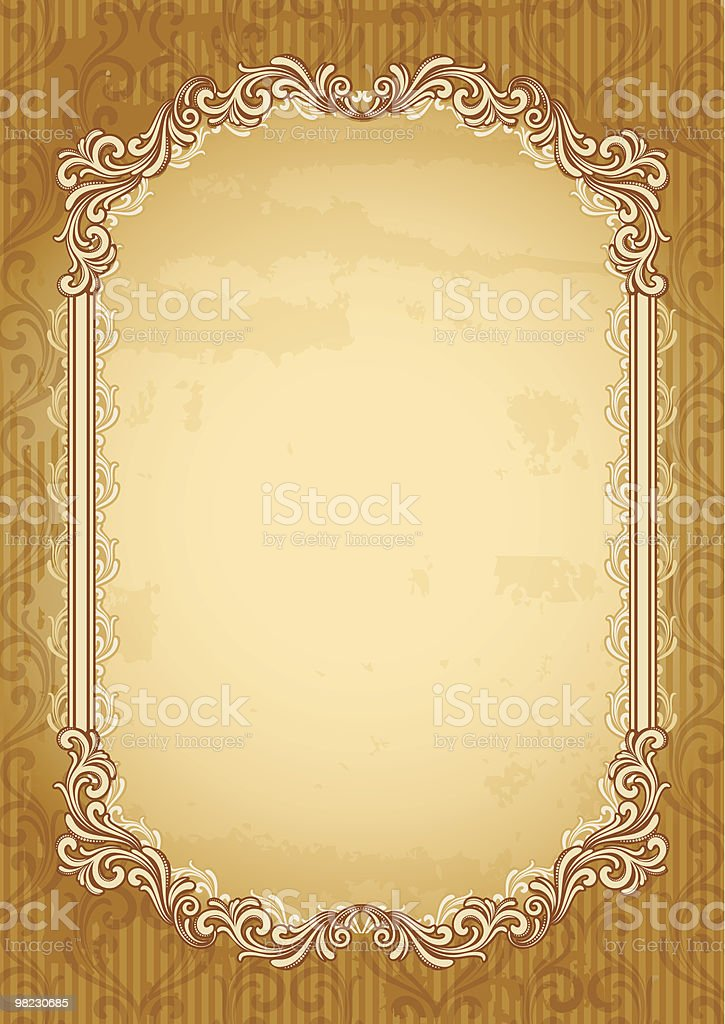 old-fashioned background royalty-free oldfashioned background stock vector art & more images of abstract