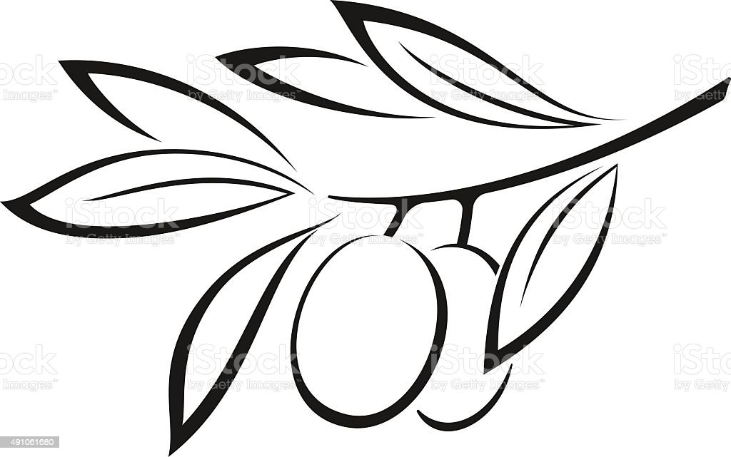 royalty free black olive clip art vector images illustrations rh istockphoto com olive clipart png clipart olive branch
