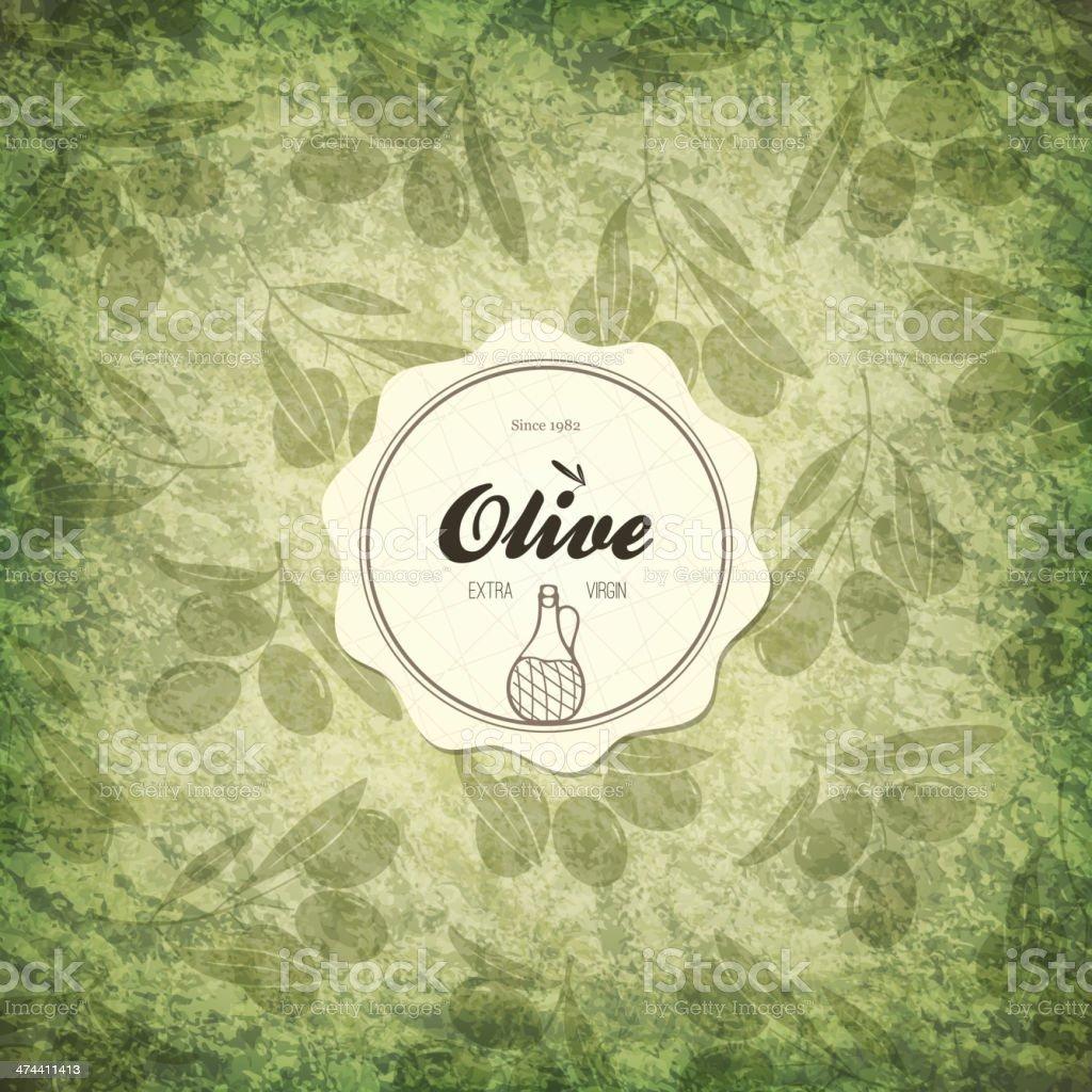 Olive label design royalty-free olive label design stock vector art & more images of agriculture