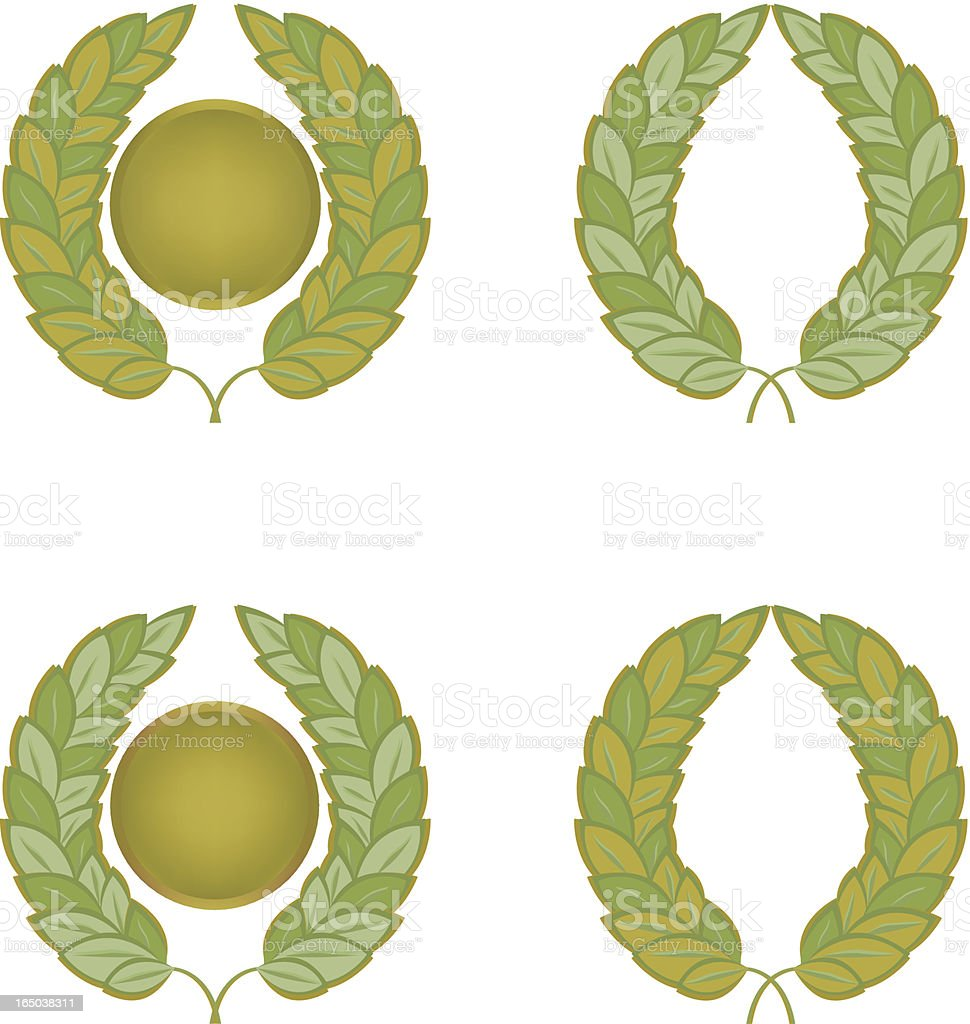 olive leaves royalty-free olive leaves stock vector art & more images of award
