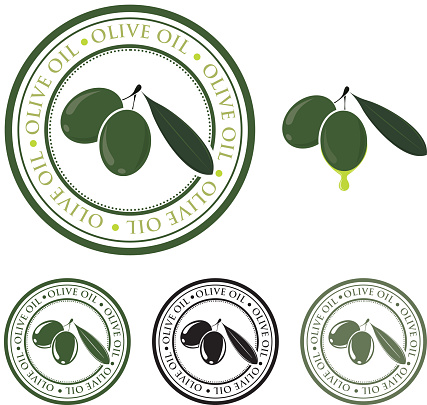 Olive oil badge