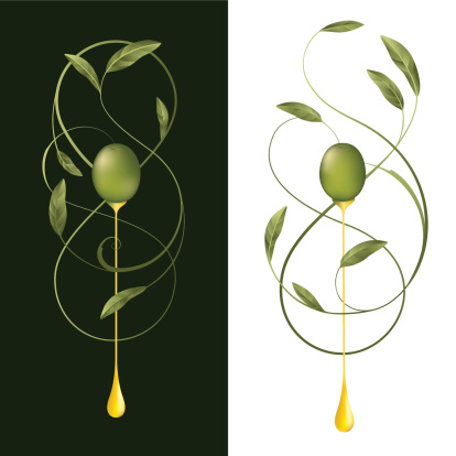Olive Oil Decor