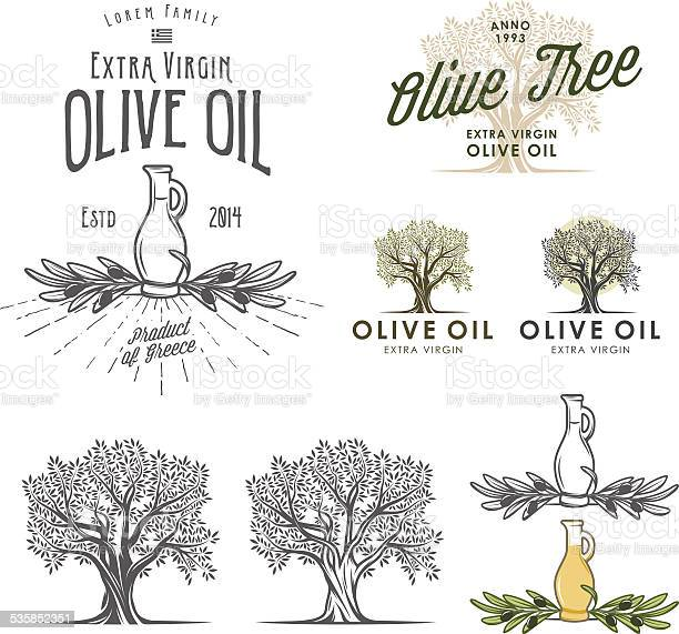 Olive oil labels and design elements vector id535852351?b=1&k=6&m=535852351&s=612x612&h=bm1dkt09wdnhknqqhtiovxnaisrq9qxlwi02a8pvjyq=