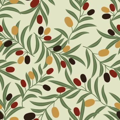 Olive pattern .
