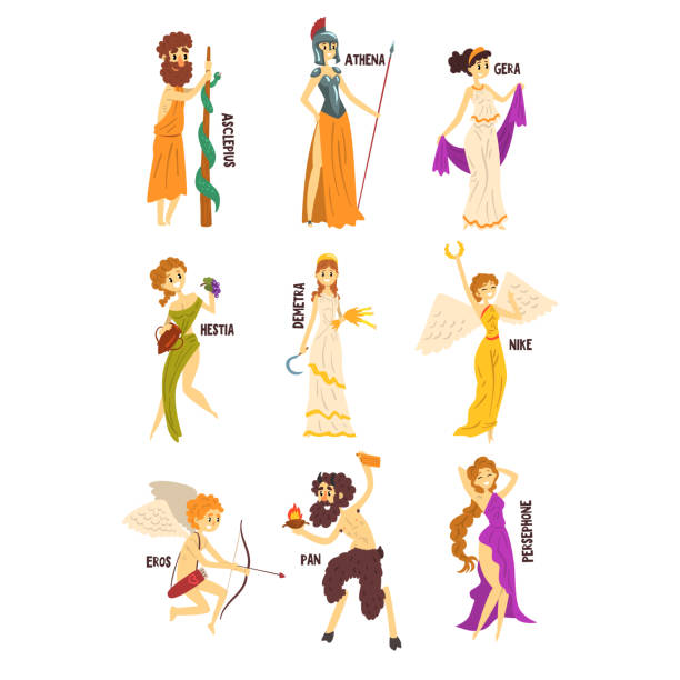 Royalty Free Hestia Clip Art Vector Images Illustrations Istock