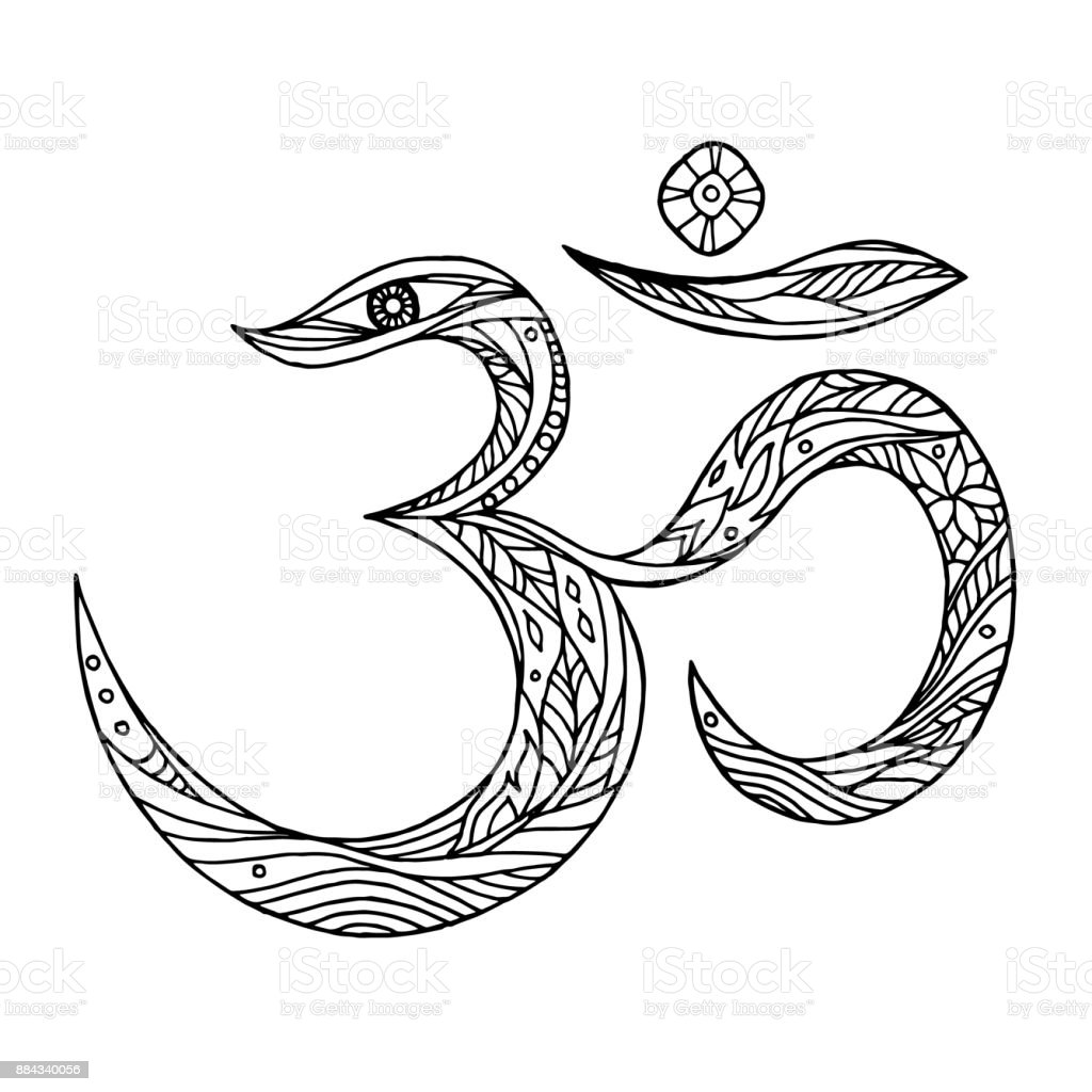 Om aum symbol design hand drawn vector illustration design stock om aum symbol design hand drawn vector illustration design royalty free om aum symbol buycottarizona Image collections