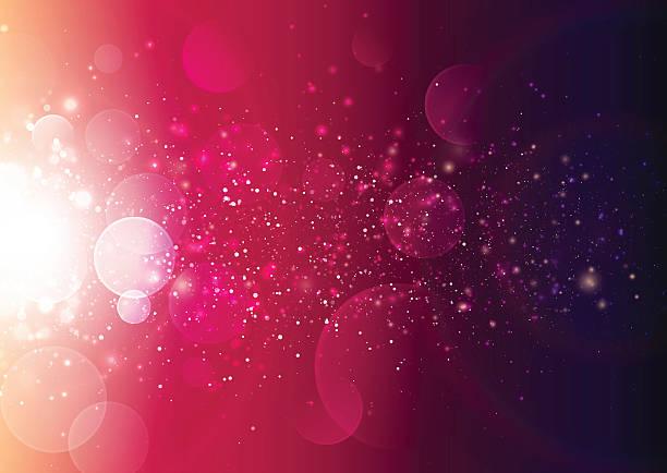 Abstract de luces - ilustración de arte vectorial