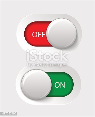 istock on - off switches 497082195