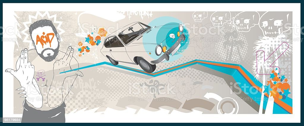 on the run royalty-free on the run stock vector art & more images of blob