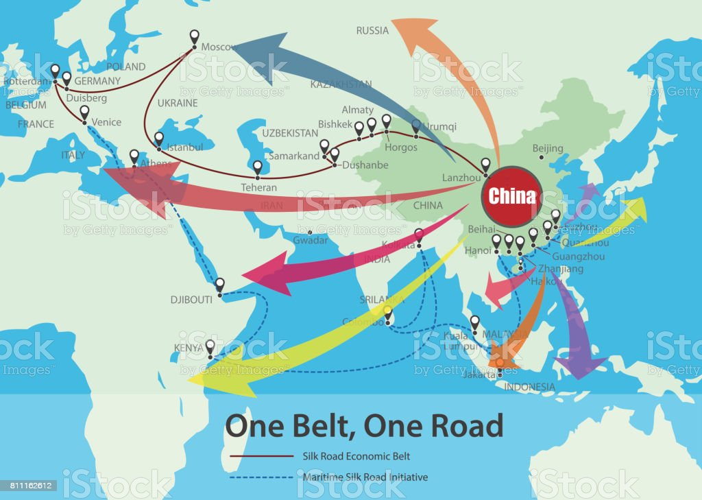 One Belt One Road Chinese Strategic Investment In The 21st ... China Road Map In Chinese on china travel map, china flag, china province map, china map outline, days of the week in chinese, china map in english, kayla in chinese, china map with cities, china map in black, china map love, jessica in chinese, 1 to 10 in chinese, china map water, one in chinese, chinese language in chinese, china tourist map, china map in tibet, jennifer in chinese, chinese food in chinese,