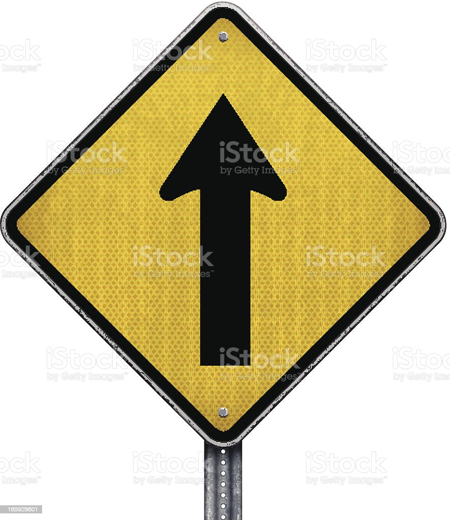one direction road sign royalty-free one direction road sign stock vector art & more images of advice