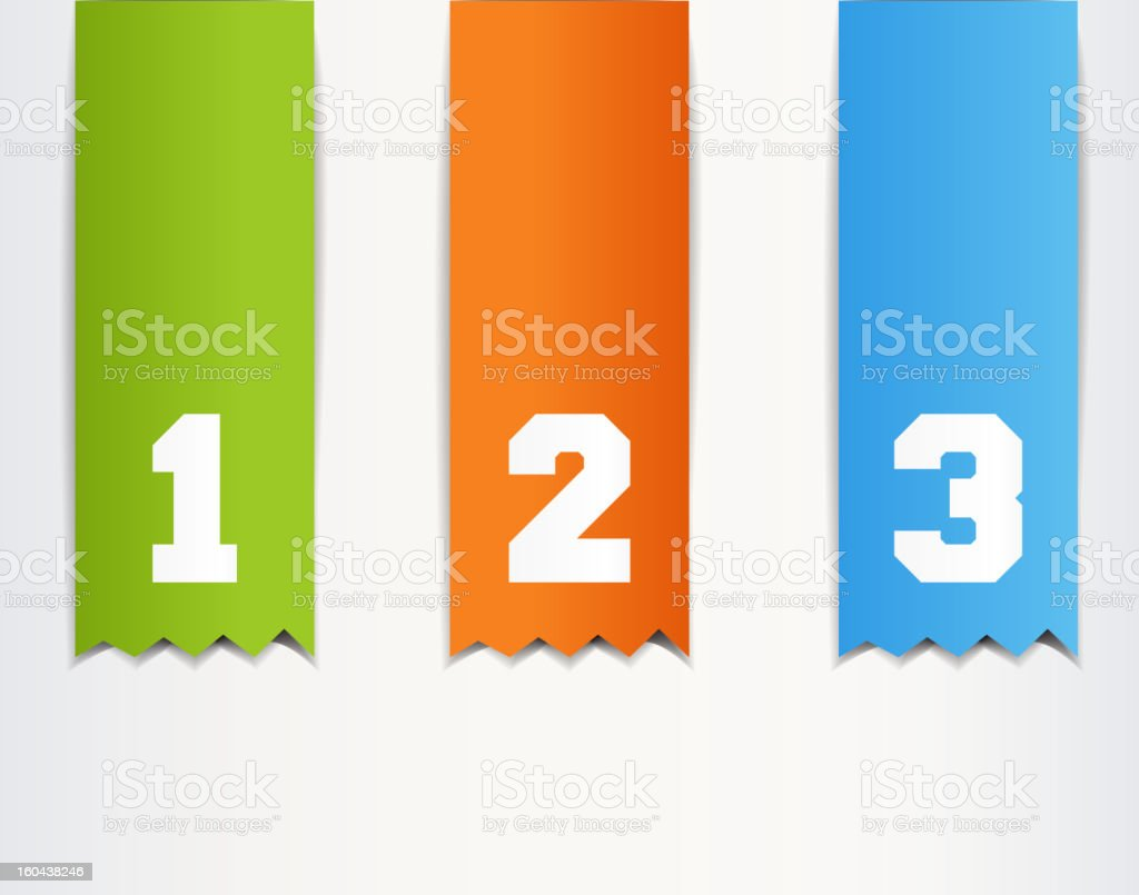 One two three royalty-free one two three stock vector art & more images of abstract
