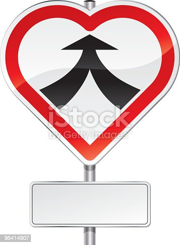 istock One way for love 95414907