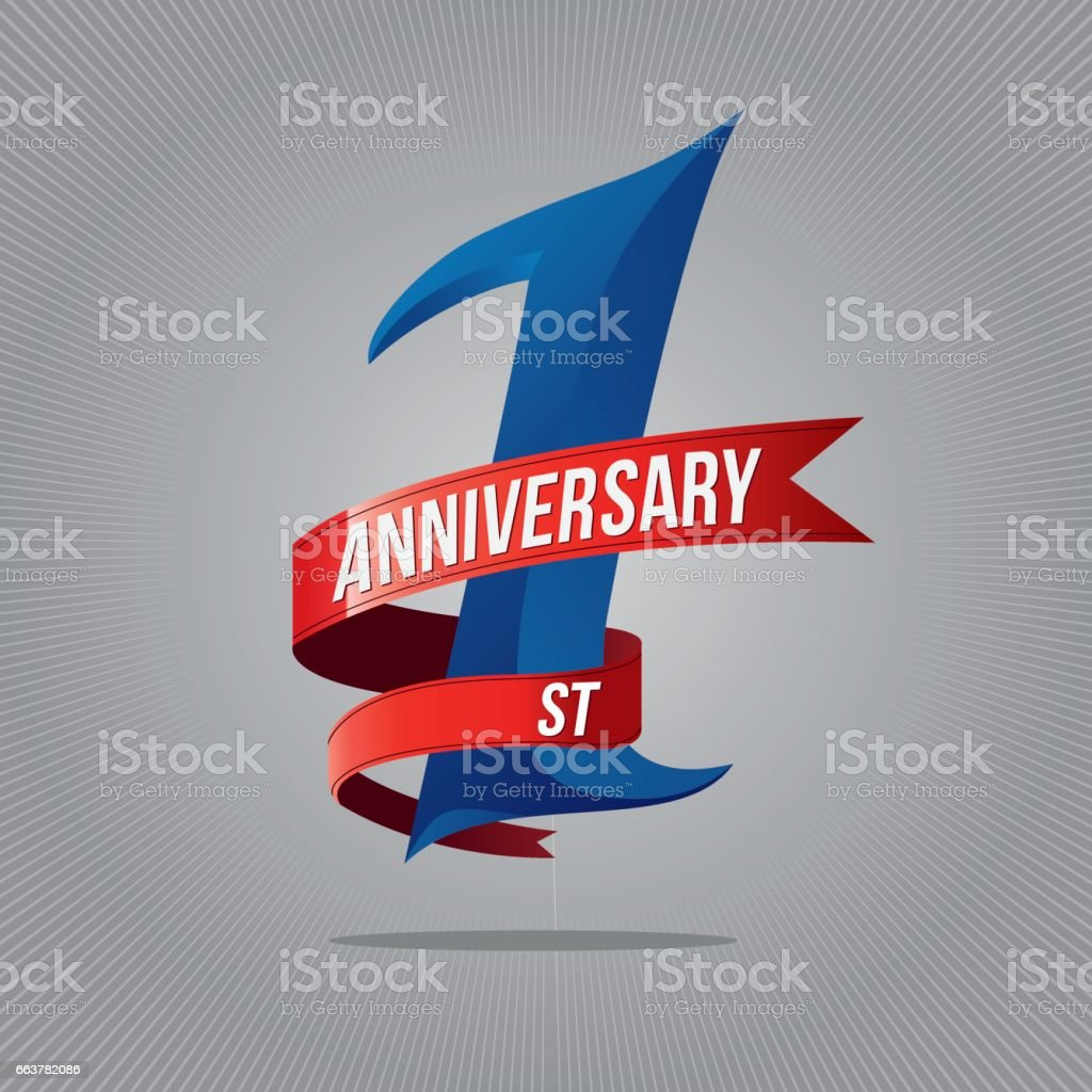 one year anniversary celebration logotype 1st anniversary logo stock illustration download image now istock one year anniversary celebration logotype 1st anniversary logo stock illustration download image now istock