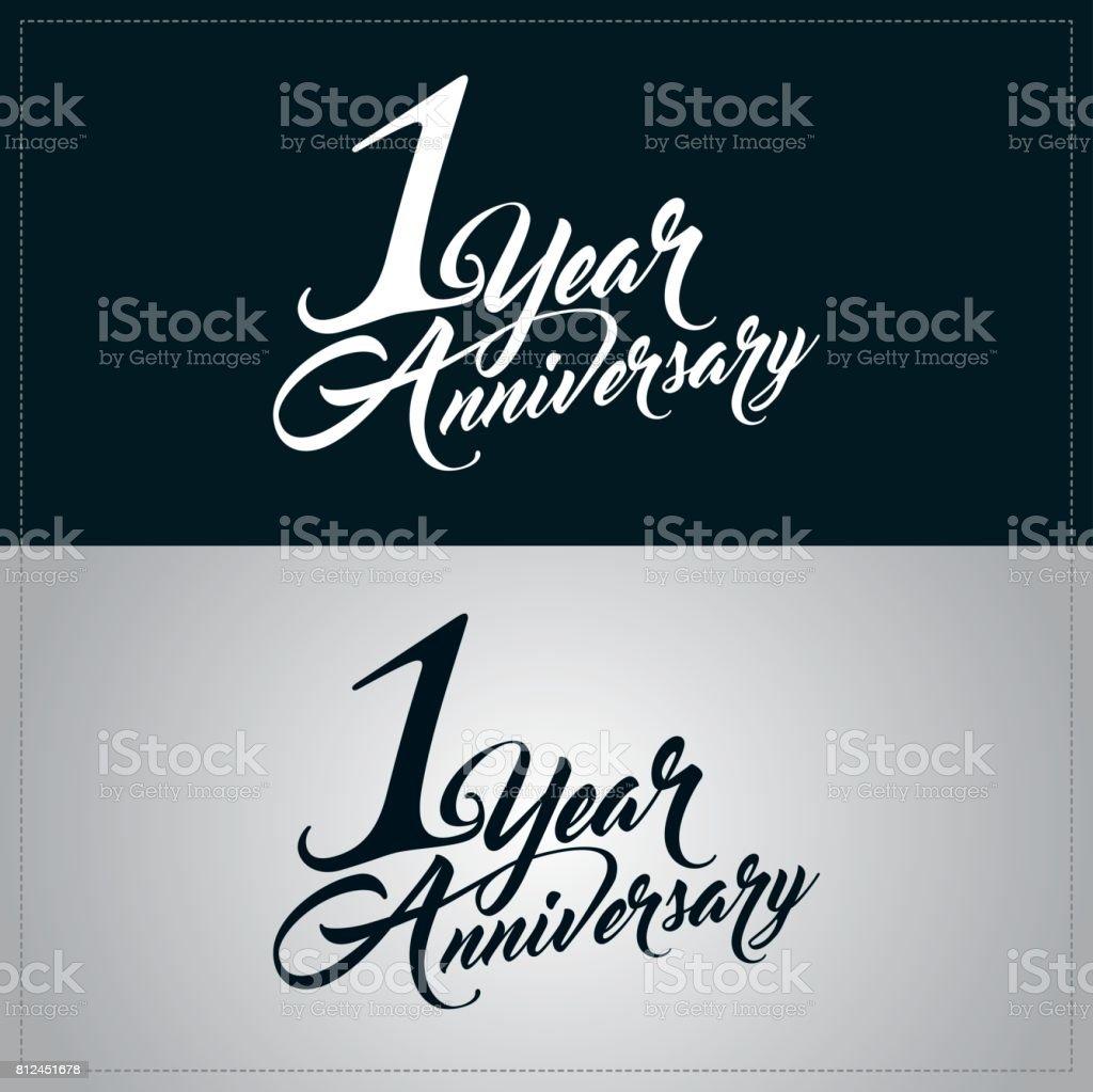 26+ 1St Anniversary Logo