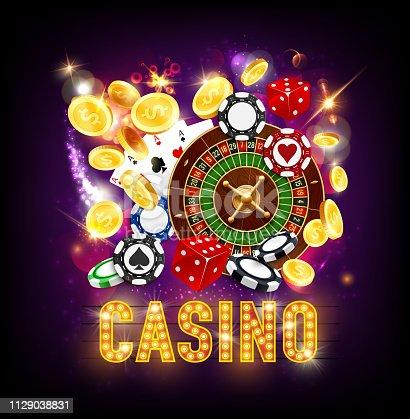 казино, рулетка, удача ,выигрыш