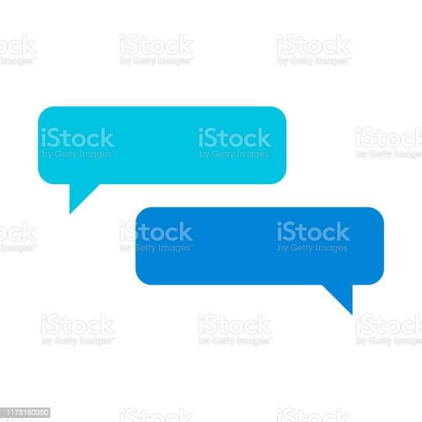 Online Chat Design - Stockowe grafiki wektorowe i więcej obrazów Balon