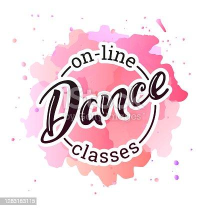 istock On-line Dance Classes 1283183115