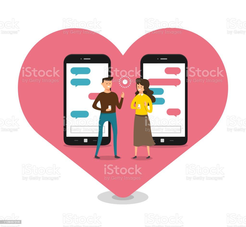 Anwendung Dating-Seite