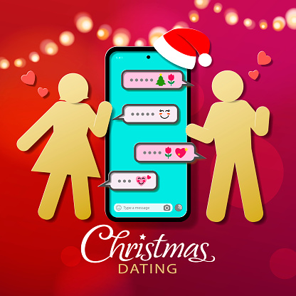 Online Dating in Christmas