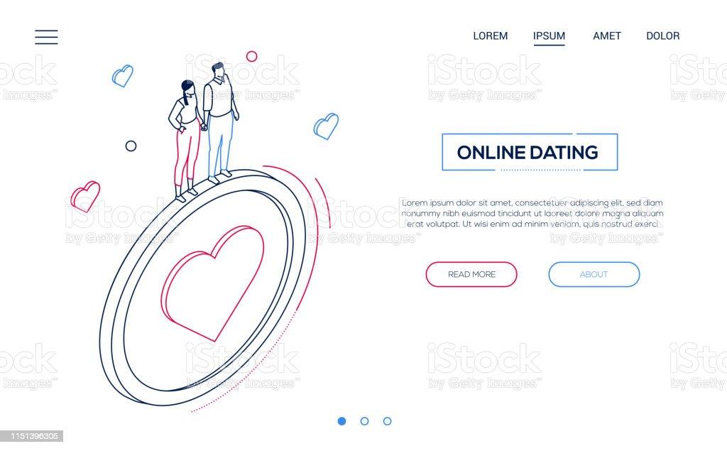 Essai sur la datation en ligne