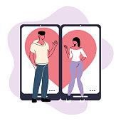 online dating nesna