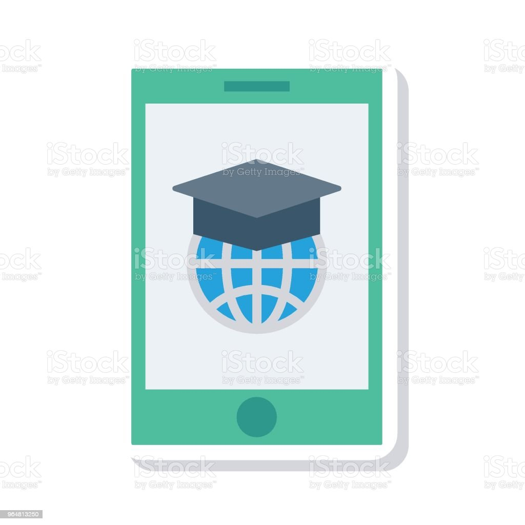 online degree royalty-free online degree stock vector art & more images of achievement