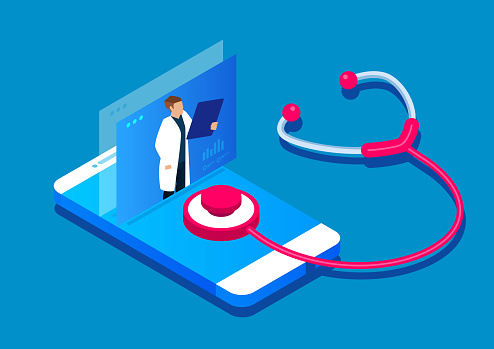Online diagnosis, online medical services