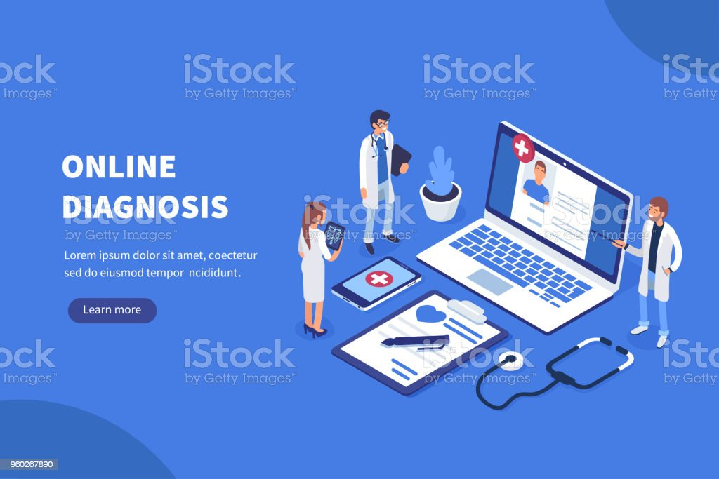 online diagnosis