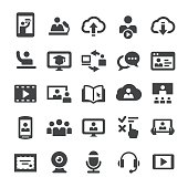 Online Education Icons - Smart Series