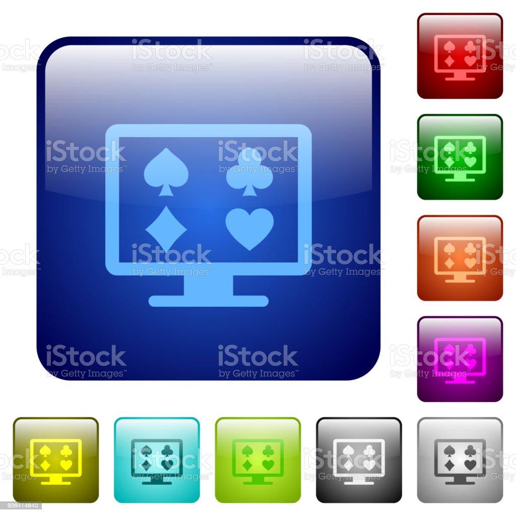 Blue square gambling origins of gambling
