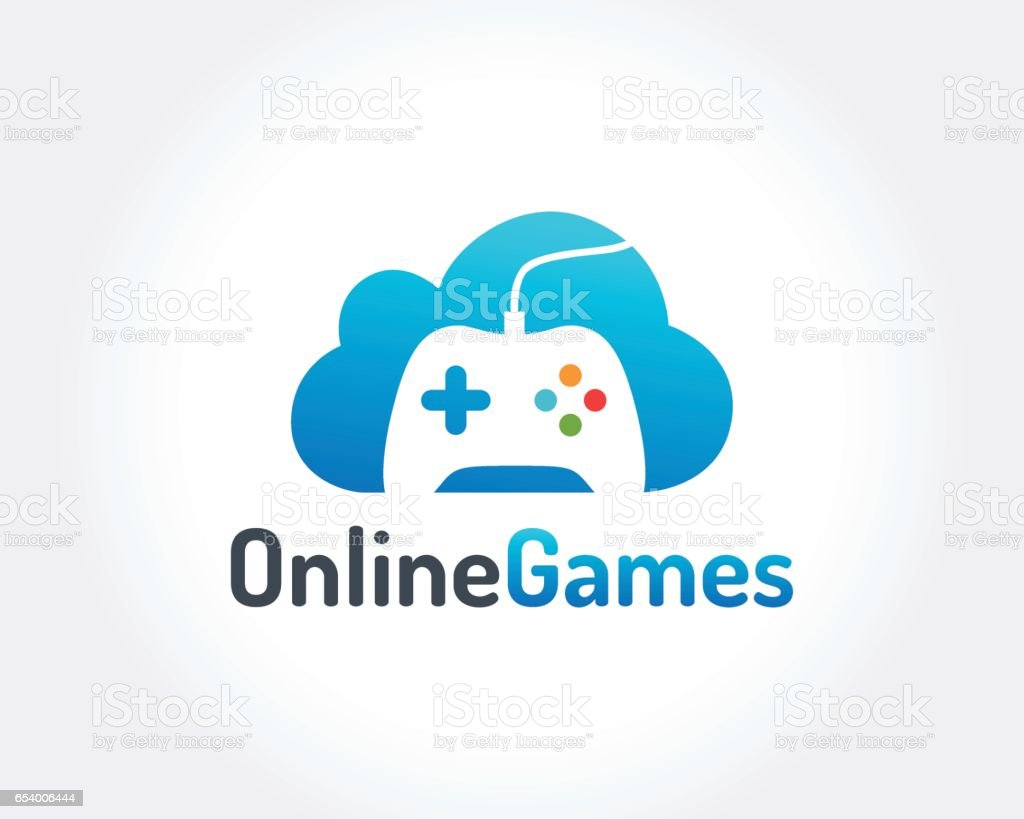 Online Game Business Cloud Internet Concept Stock Illustration Download Image Now Istock