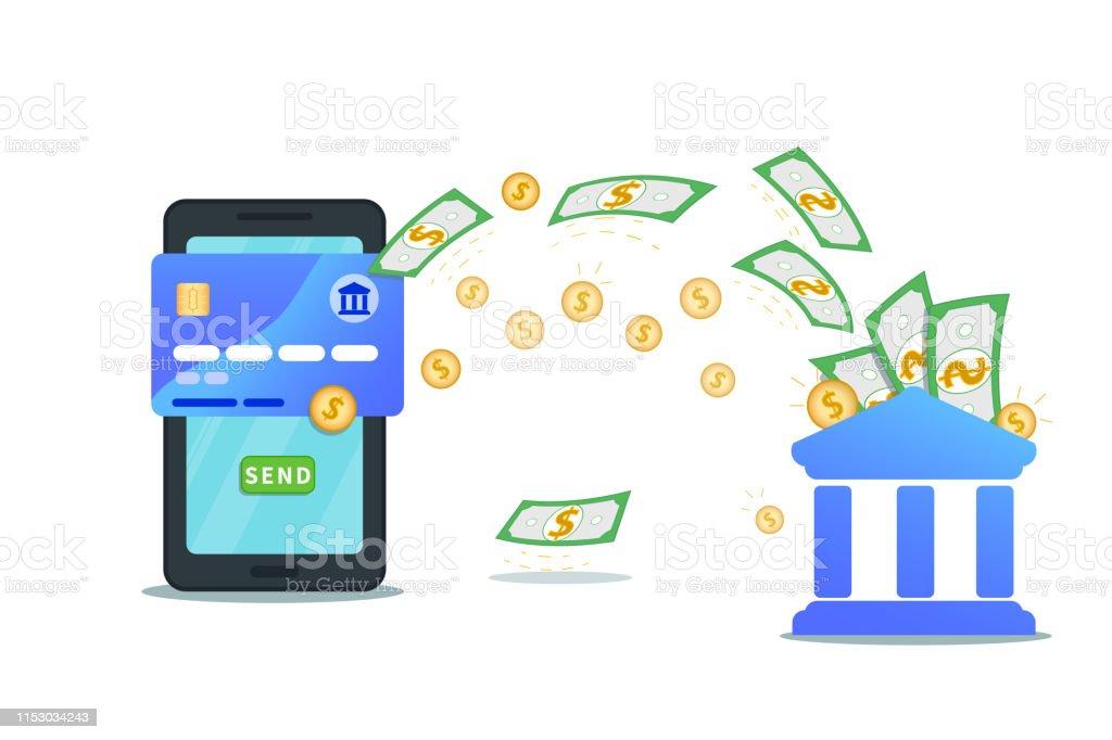 transfert d argent en ligne compte bancaire