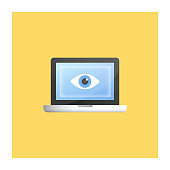 Online Privacy Icon