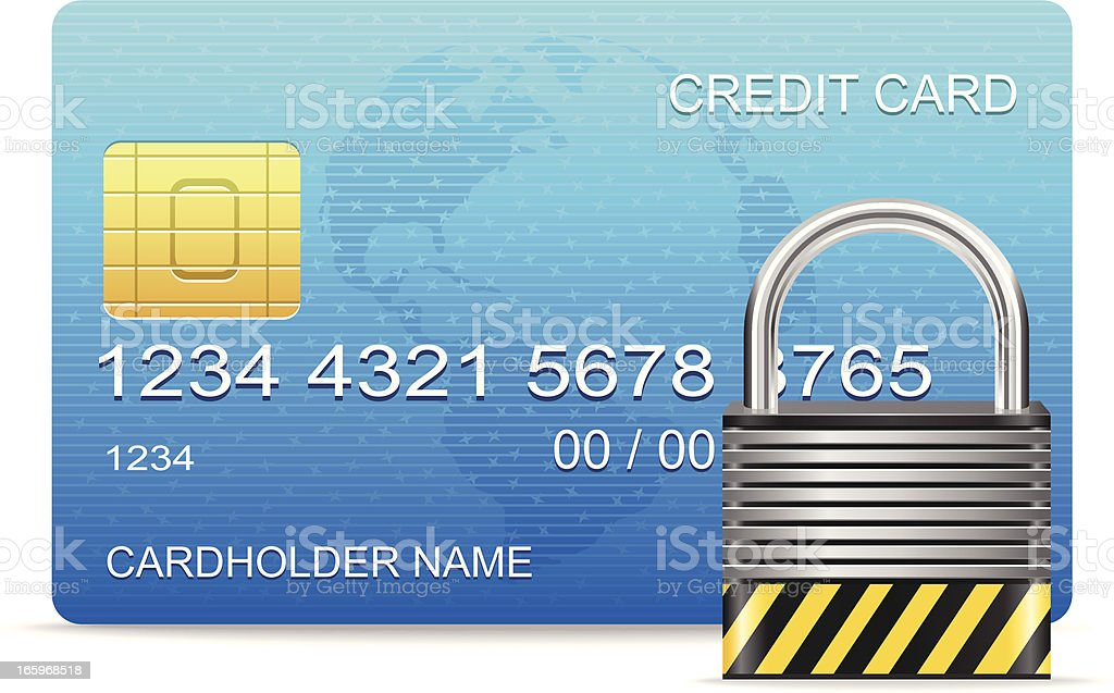 Online Security royalty-free stock vector art