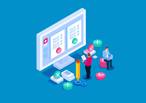 Online testing, online education