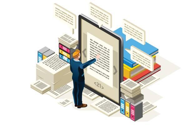Publisher Vector Art & Graphics | freevector.com