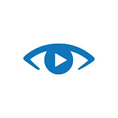icon, play, video, view, youtuber, online, views, web, youtube, digital, picture, player, presentation, record, advertising, cost per impression, cpm, eye, internet marketing