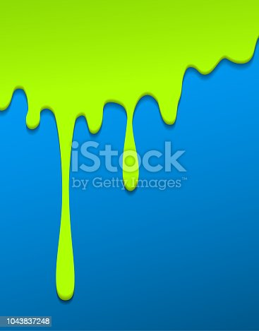 Oozing substance