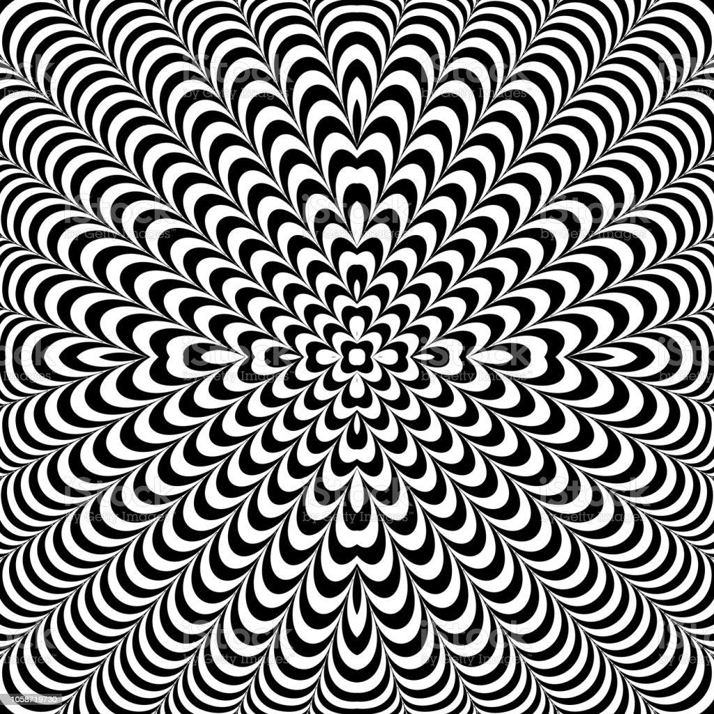 Opartmuster Abstrakte Muster Stock Vektor Art Und Mehr
