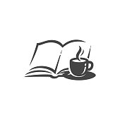 istock open book and coffee 1249547062