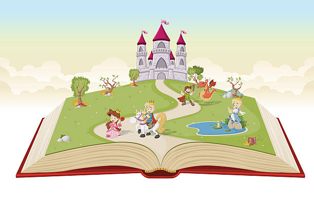 Best Fairy Tale Illustrations, Royalty-Free Vector ...