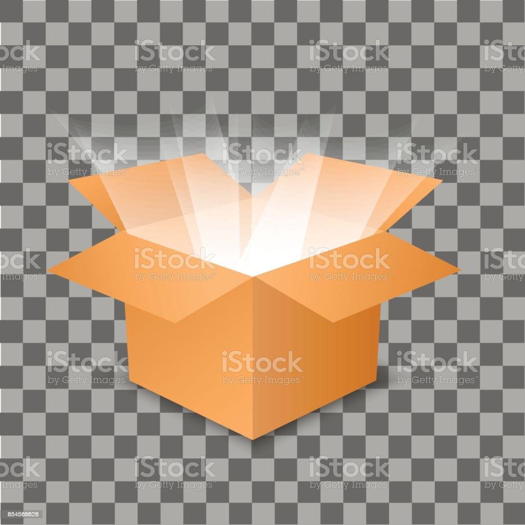 Best Magic Box Illustrations  Royalty